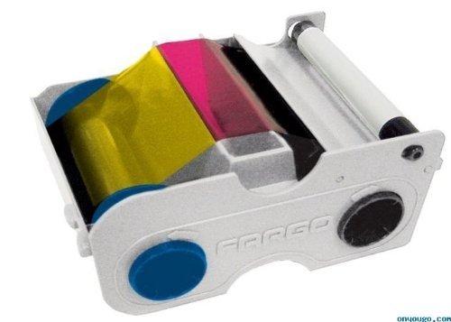 FARGO 44230 YMCKO FULL COLOR RIBBON FOR FARGO DTC400 Fargo Ymcko Color Ribbon