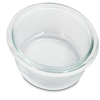 Bowlmates by Petco X-Small Glass Bowl Insert