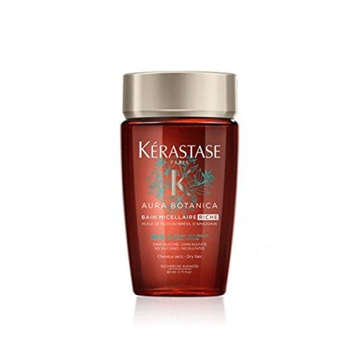 Calm Kerastase Kit Reise Aura Botanica Bain 80ml + Masque 75ml + Gratis Pochette Kérastase