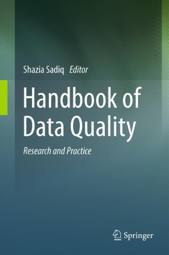 Download Handbook of Data Quality: Research and Practice Pdf