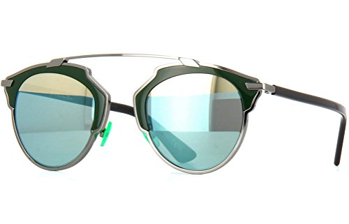 Dior So Real Sunglasses 48mm Green - Sunglasses Dior So Real