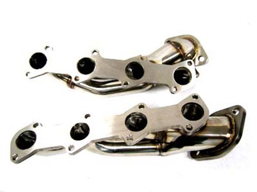 Amazon.com: OBX Exhaust Manifold Header 96 97 98 Mustang GT 4.6L V8 Headers: Automotive