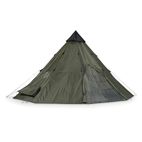 Guide Gear Teepee Tent 18′ x 18′