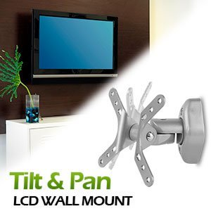 (New Vantage Point LCD Tilt and Pan Mount - AXWL02-S)