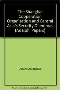 Security dilemmas in eurasia essay