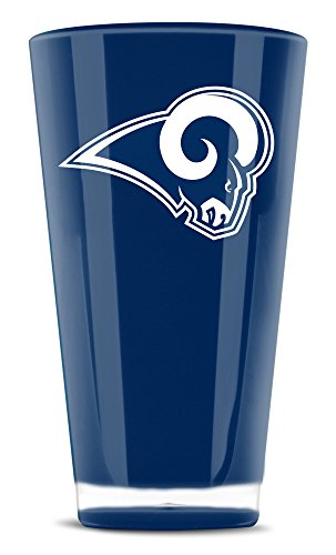 Duck House NFL Los Angeles Rams 20oz Insulated Acrylic Tumbler by Duck House