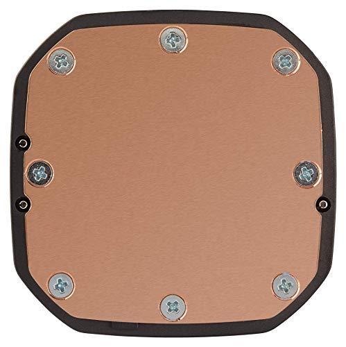 Corsair H100i RGB PLATINUM 75 CFM Liquid CPU Cooler