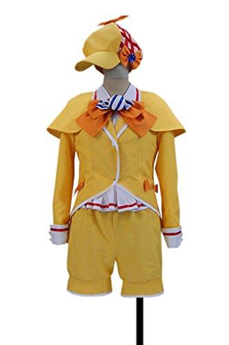Dreamcosplay Tantei Opera Milky Holmes Nero Yuzurizaki Outfits Cosplay (Nero Cosplay Costume)