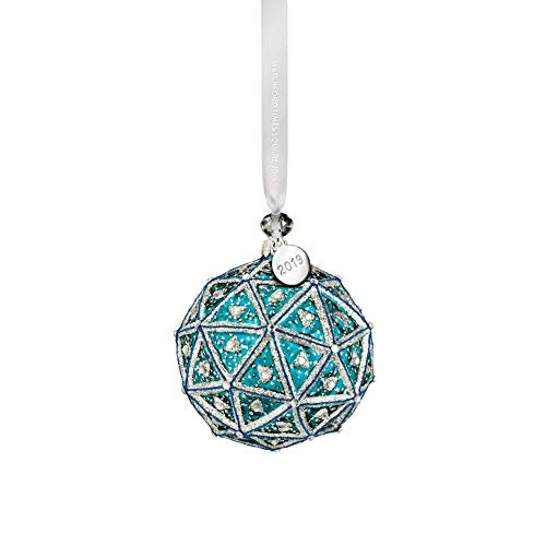 Waterford 2019 Times Square Replica Ball Ornament 4.6