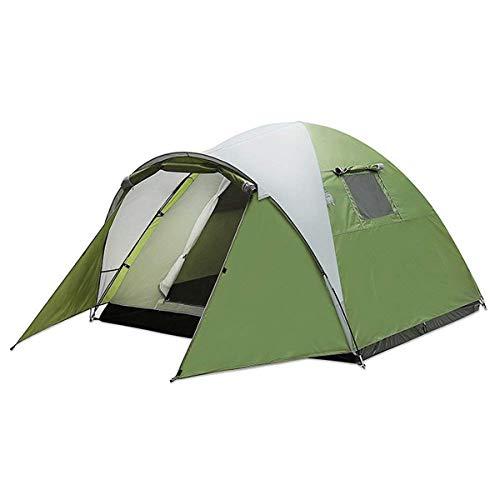 コロニアル薬訪問ASdf 3-4人々屋外防水テントシックな二階建てキャンプビーチ観光キャンプテント