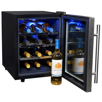 NewAir AW-121E 12 Bottle Wine Cooler