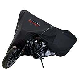Classic Accessories 73877 MotoGear Deluxe Motorcycle Cover, Cruiser