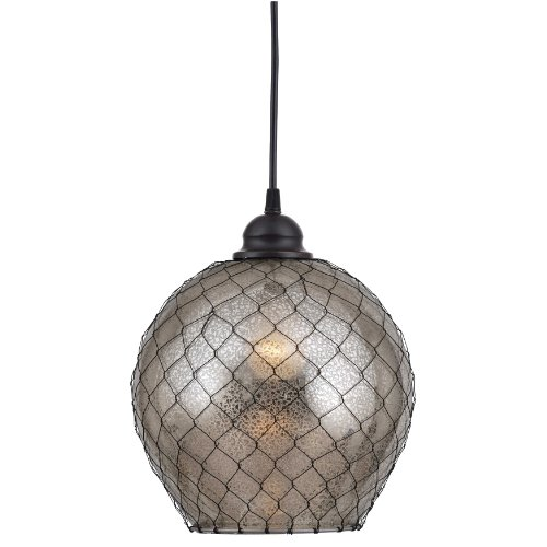 Kenroy Home 93038AMER Nillo 1-Light Pendant, Oil Rubbed Bronze