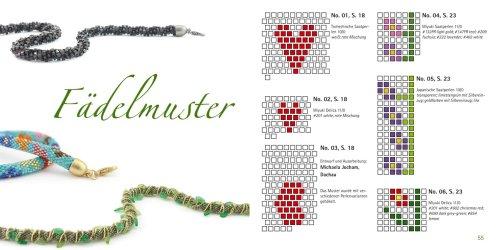 Glasperlenketten Häkeln Das Musterbuch Amazonde Claudia