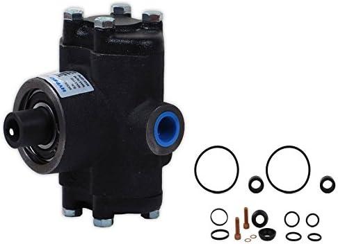 Hypro 5320C-HRX Piston Pump with 3430-0010PLUS Upgraded Repair Kit Bundle, 2 Items