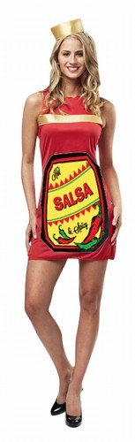 Hot & Spicy Salsa Adult Costume