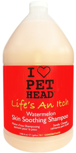 ls Pet Head Life's an Itch Watermelon Skin Soothing Shampoo (1 Gallon) ()