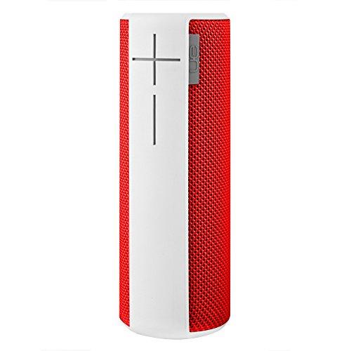 UE BOOM Wireless Bluetooth Speaker - Red (Renewed)