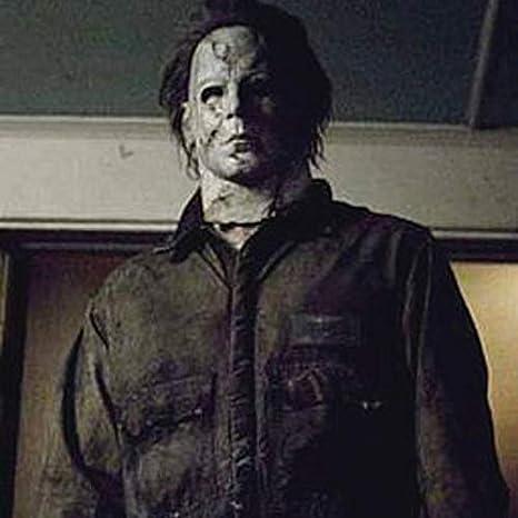 WSJMIANJU Máscara de Halloween Película de Halloween ...