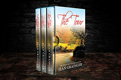 (The Tour Box Set: The Tour, Safe at the Edge of the World and The Story of Grenville King (The Conor O'Shea Series))