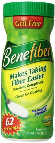 Benefiber Sugar-Free Powder, Unflavored, 236 Gram