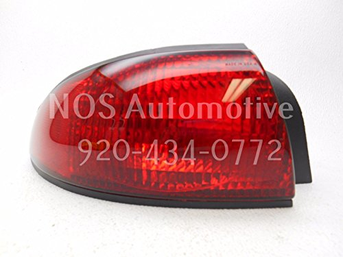 NOS New OEM 1995-1997 Ford Contour Left Tail Lamp Light Taillight (Nos Tail Light Lens)