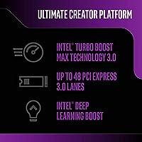 Intel Core i9-10980XE Desktop Processor 18 Cores up to 4.8GHz Unlocked LGA2066 X299 Series 165W