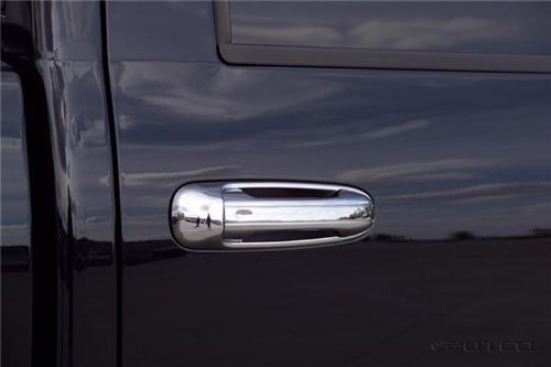 (Putco 402104 Chrome Trim Door Handle Cover)