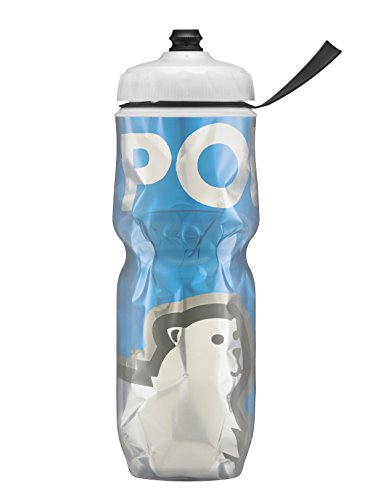 Polar Bottle Big42 Insulated Water Bottle - 42oz. {Big Blue Bear}