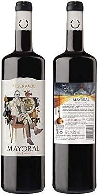 Mayoral Reservado - Vino Tinto D.O Jumilla - Pack de 6 Botellas x ...