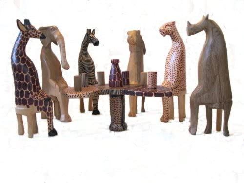 B004FQEEZC Party Animal Set - Kenya 418QJ291ePL.