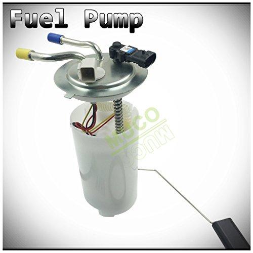 New 1pc Electric Intank Fuel Pump Module Assembly w// Level Sensor Sending Unit