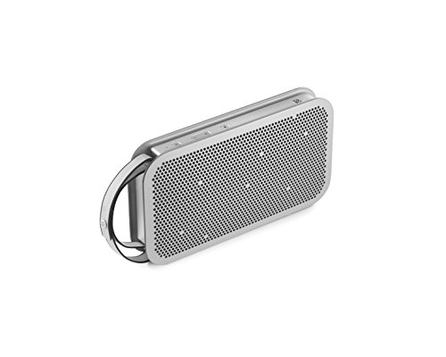 B&O PLAY by Bang & Olufsen Beoplay A2 Active Portable Bluetooth Speaker (Natural) by B&O PLAY by Bang & Olufsen