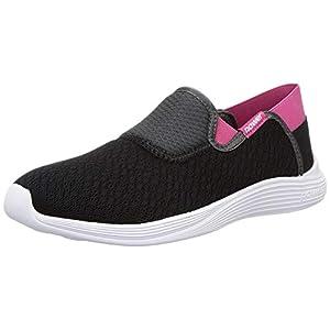 Power Women's Glide Dusk Black Running Shoe-6 (5396267)