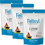 Pet Health Solutions 3PACK Felisyl Immune System Support (180 Soft Chews) Review