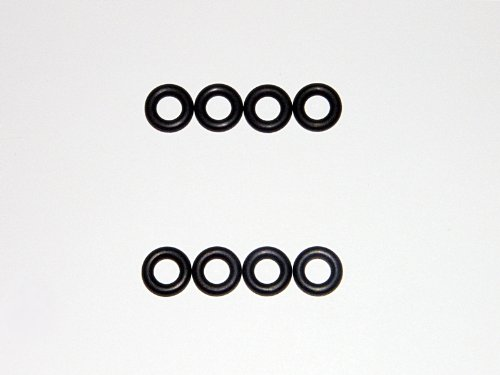 Injektor Dichtungen O-Ringe 4 Zyl Bosch 1.8 2.2 2.3 0280150 0280155 0280156 Turbonoz