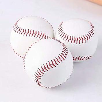 Waymeduo Official League - Balón de béisbol individual, tamaño ...