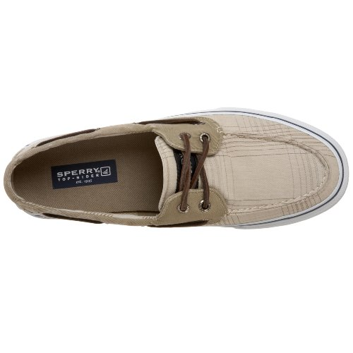 Canvas uomo Bahama Sperry da Bianco Mocassini AqpxwF8