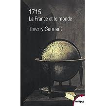1715 - Nº 680: La France et le monde