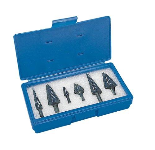 Lenox 30927-VBKA-6 Vari-Bit 6 Piece Step Drill Bit Assortment ()
