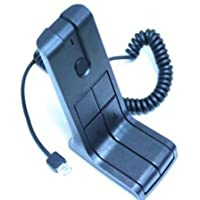 8-Pin Modular Base Station Desktop Mic Microphone Compatible For Compatible with CM200, CM300, PM400, CDM750, CDM1250, CDM1550 mobile two-way radios
