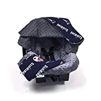 Baby Fanatic The Whole Caboodle 5 Piece Set, New England Patriots