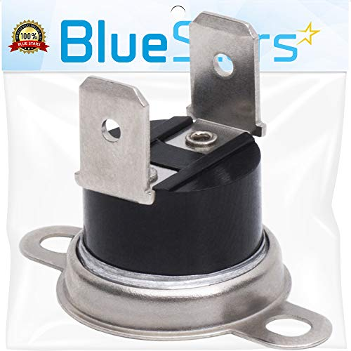 134711401 Dryer Thermal Limiter Replacement Part by Blue Stars – Exact Fit For Frigidaire & Kenmore Dryers - Replaces 7134711400 134711400