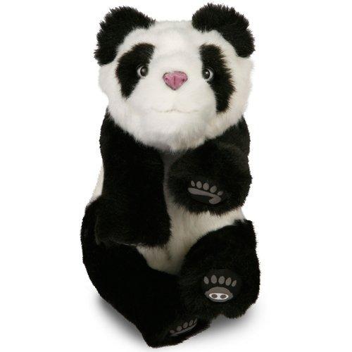 WowWee Mini Panda Bear Cub (Feed The Woozle Game)
