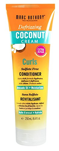 Marc Anthony Defrizzing Coconut Curls Hair Care (Conditio...