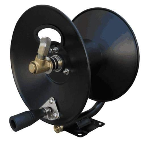 General Pump D30001 Pressure Washer Hose Reel 3/8'' x 50' by General Pump