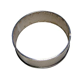 Retsch 03 647 0248 Stainless Steel Ring Sieve With