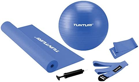 Tunturi Yoga Set para Pilates, Unisex Adulto