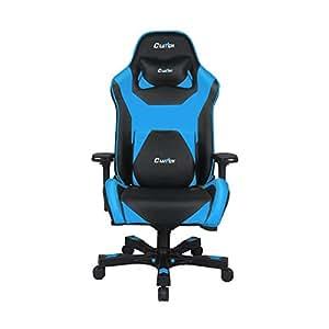 Throttle Series Bravo Premium Gaming Chair (Blue)