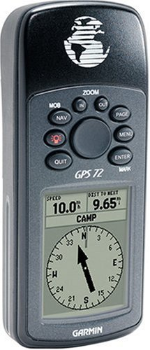 Garmin GPS 72 Handheld Navigator